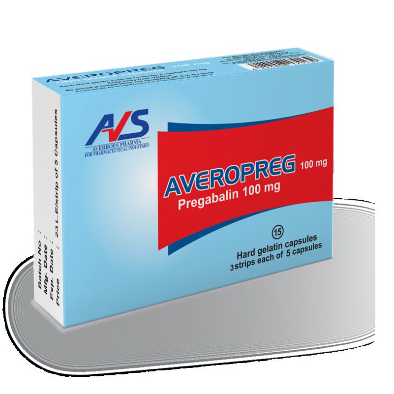 Averopreg 100 mg Capsule